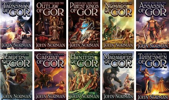 книги джона нормана